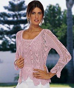 Вязание и вышивка снова в моде