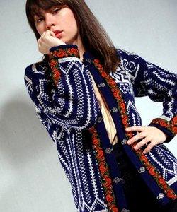 Вышивка, жаккард, вязание - не одно и то же