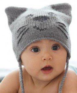 Вязание для новорожденного малыша