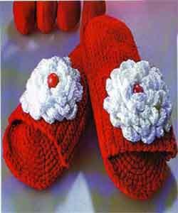 О преимуществах вязаной обуви