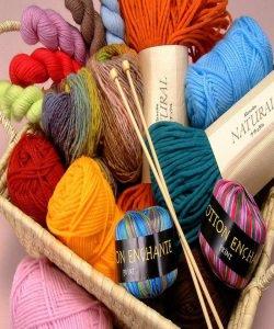 Пряжа для вязания - какая она бывает?