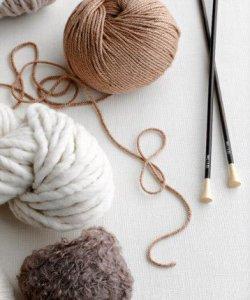 Какую пряжу для вязания выбрать