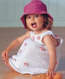 Как выбрать пряжу для детской одежды