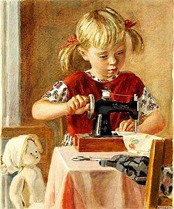 Швейная машинка для вашего дома