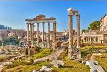 Популярные достопримечательности Рима глазами современника