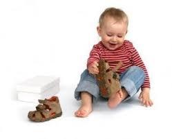 Детская обувь. Критерии выбора